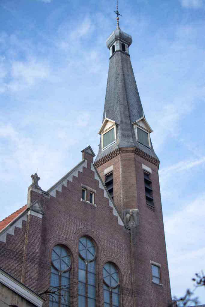 Gebouw Christengemeente Gorinchem